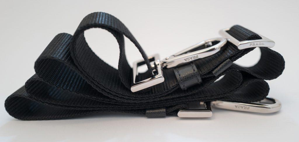Prada detailed strap