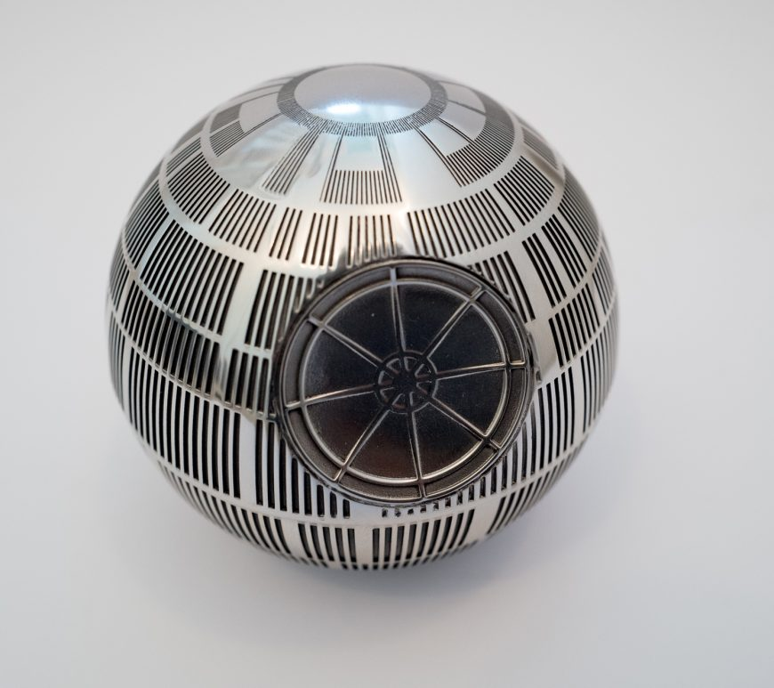 Royal Selangor Star Wars death star