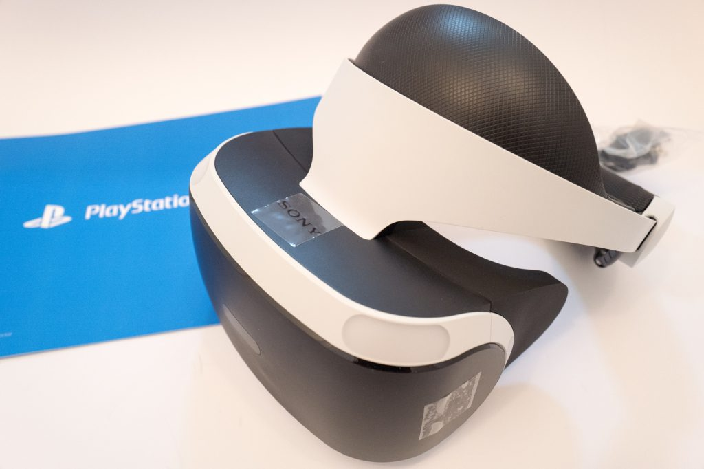 Sony Playstation VR - PSVR headset
