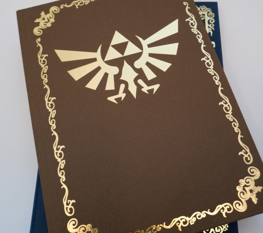 The Legend of Zelda book box set - Book