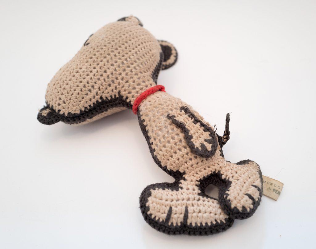 Mungo & Maud - Snoopy dog toy