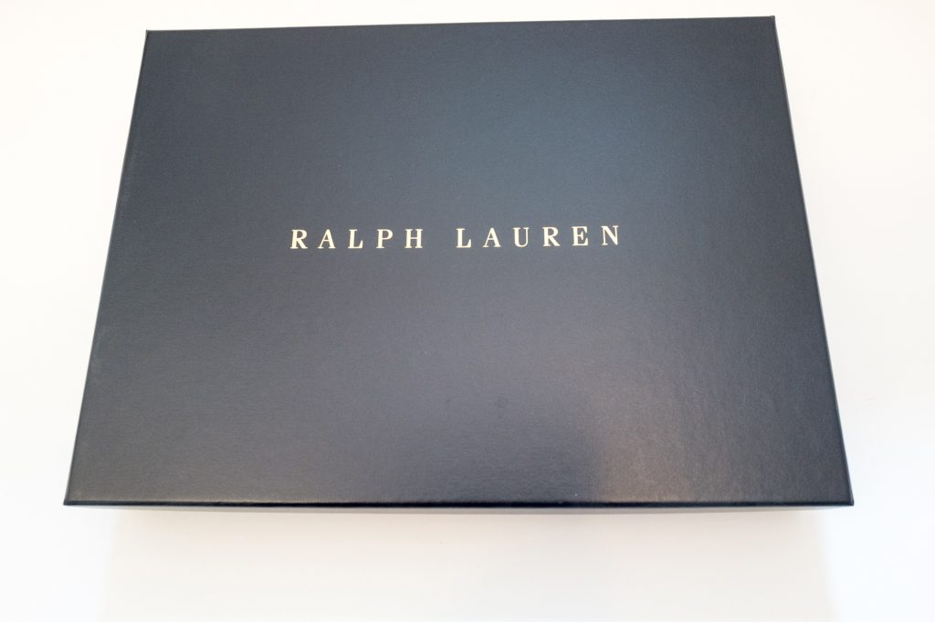 Ralph Lauren dog - Box