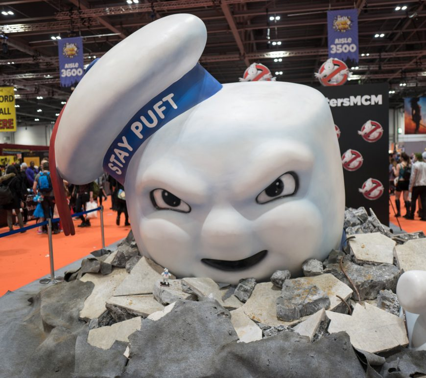 MCM Comic Con London 2016 - Ghostbusters