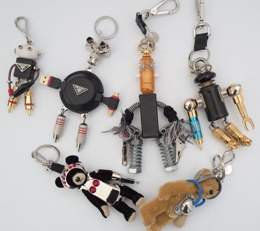 Prada robot collection
