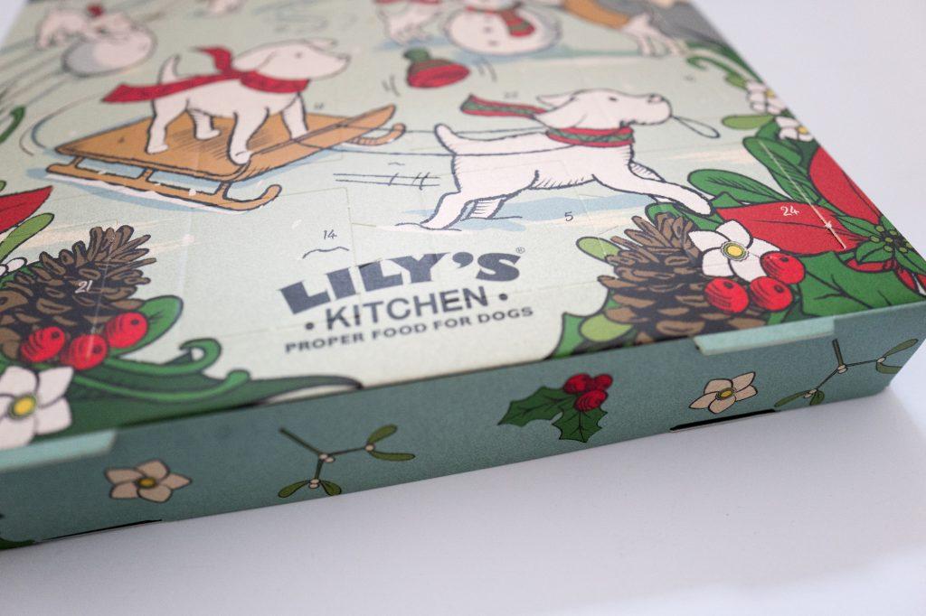 Lily's kitchen - Dog advent calendar