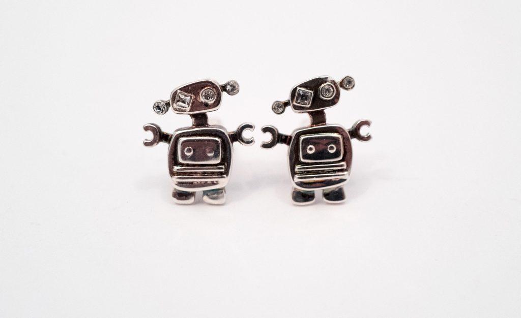 Prada robot - Cufflinks
