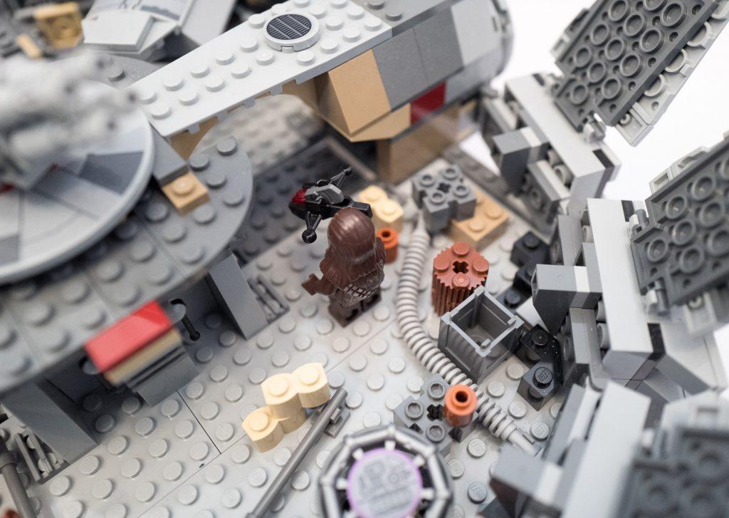Star Wars Lego - Millennium Falcon