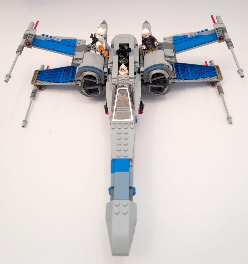 Star Wars Lego - X-Wing