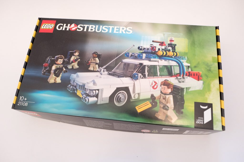Lego Ghostbusters Ecto-1
