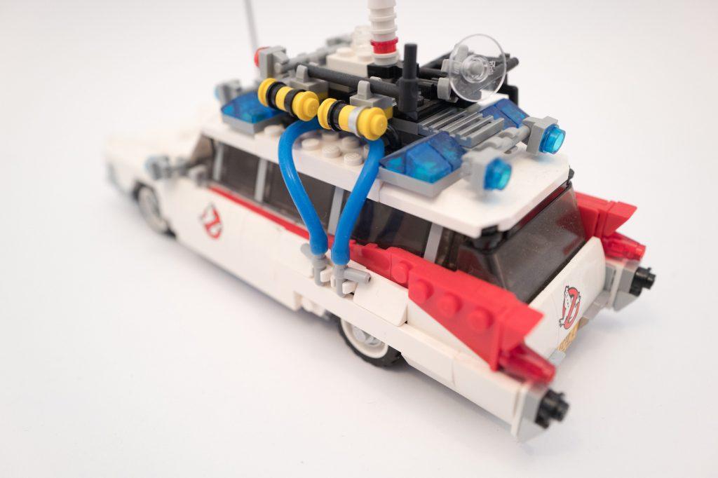 Lego Ghostbusters Echo 1