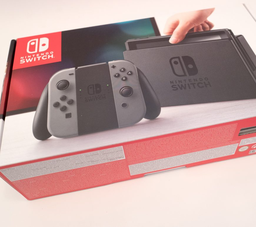 Nintendo Switch - Box