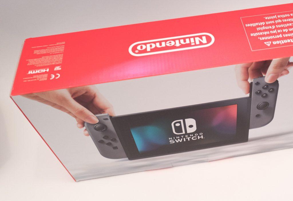 Nintendo Switch - Box