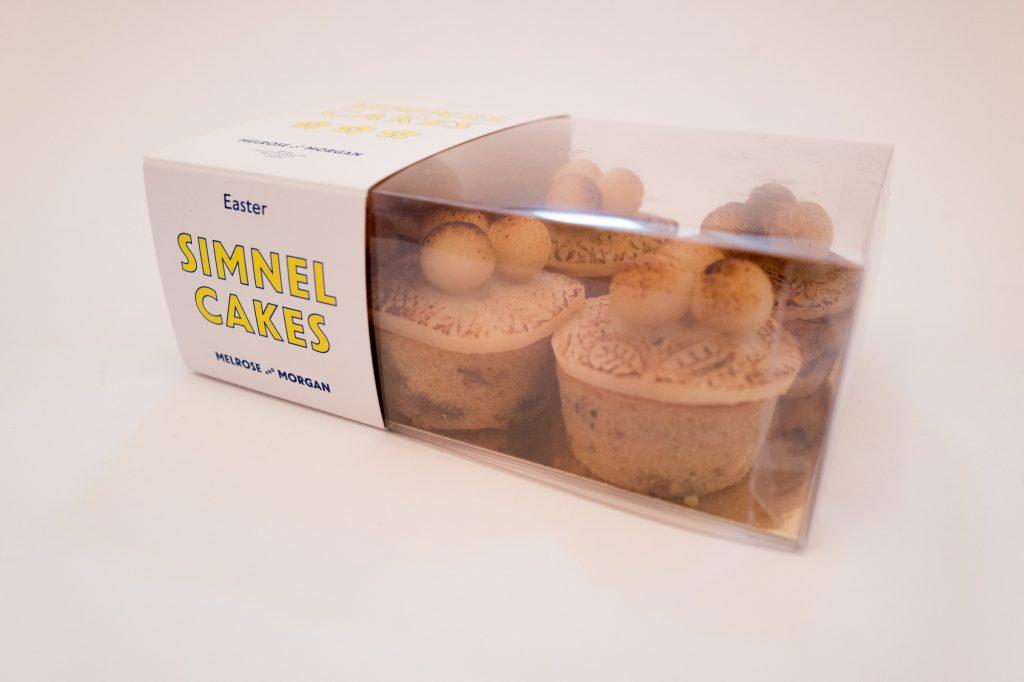 Melrose & Morgan - Easter simnel cakes