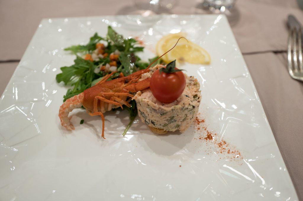 Sparks restaurant - Golden Tulip hotel