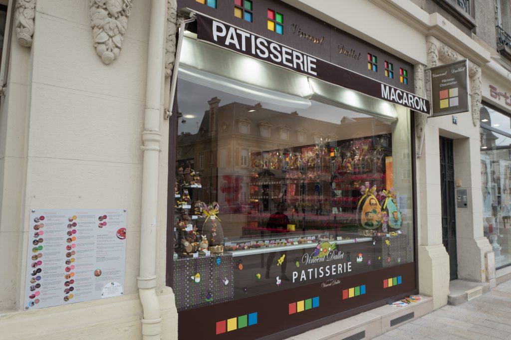 Patisserie Vincent Dallet