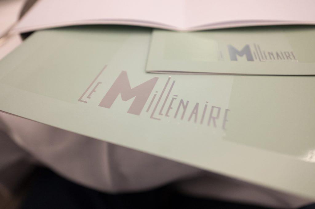 Le Millénaire - Michelin starred restaurant