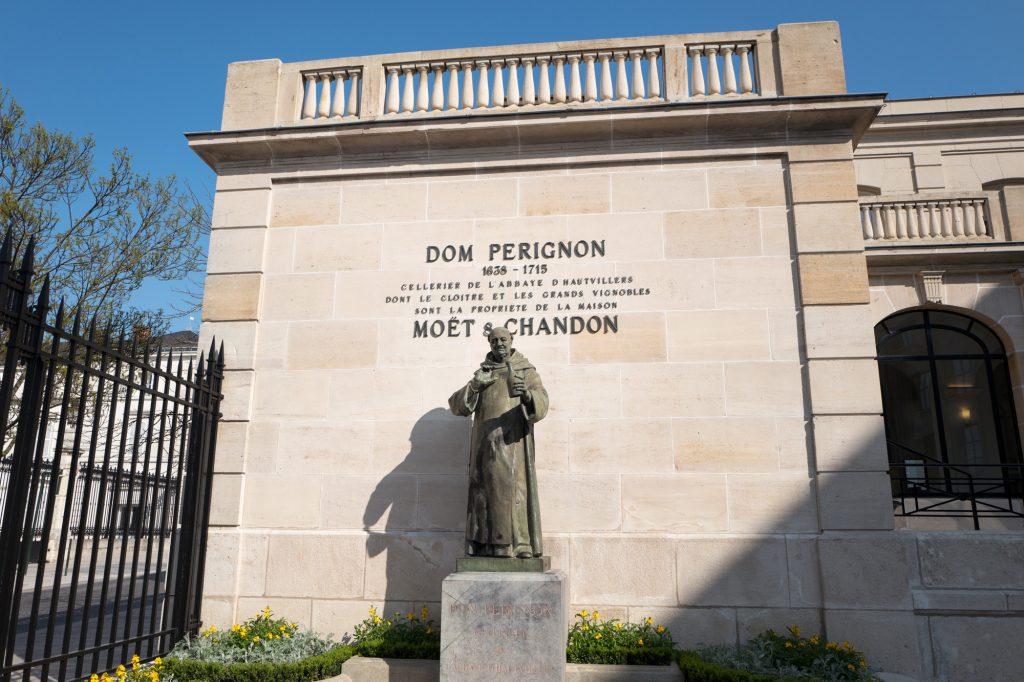 Moet & Chandon headquarters