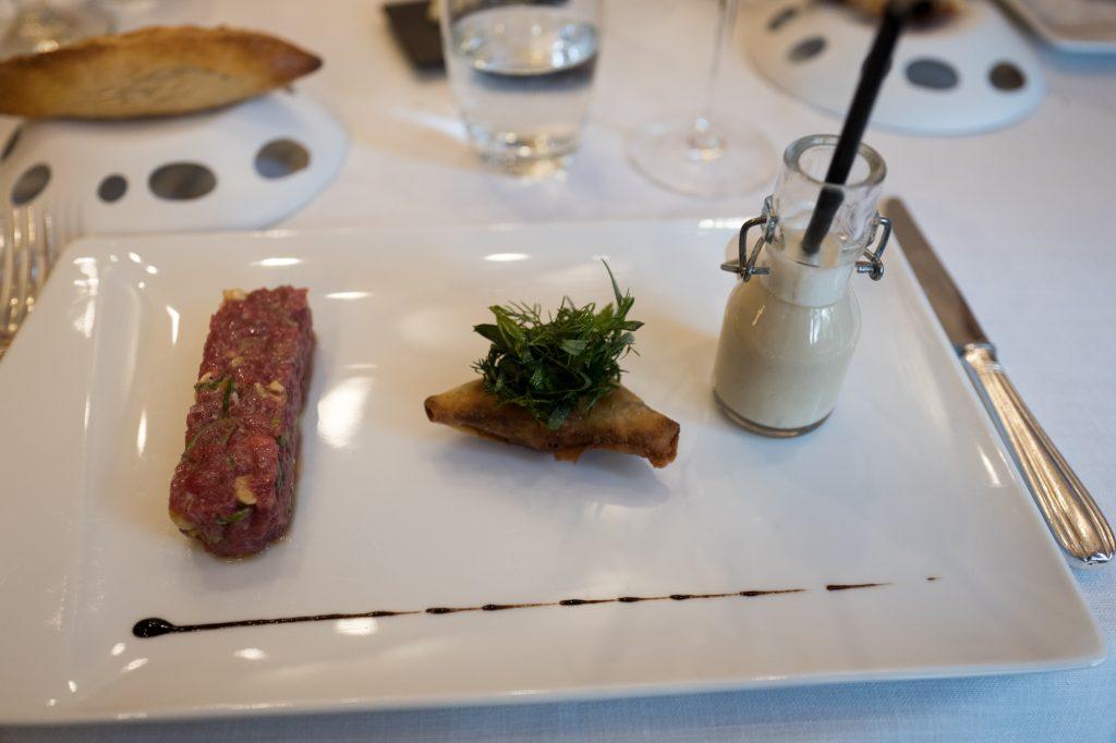 Le Foch - Michelin starred restaurant