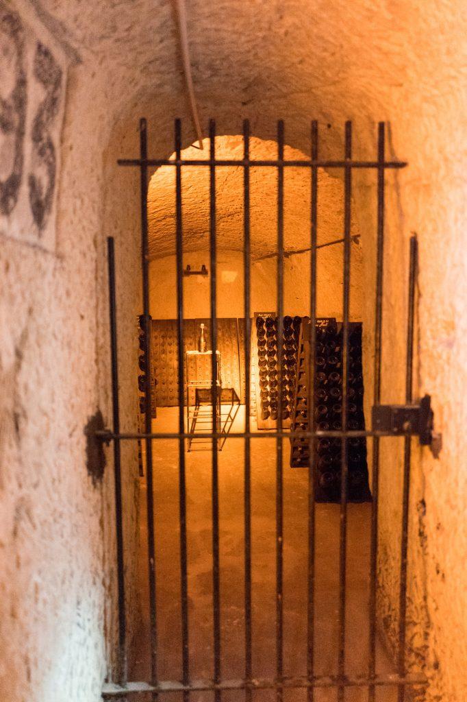 Veuve Clicquot champagne house