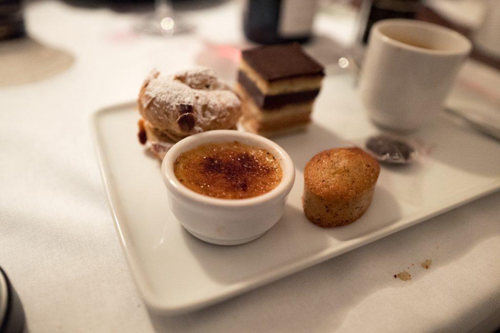 Le Pré Champenois restaurant