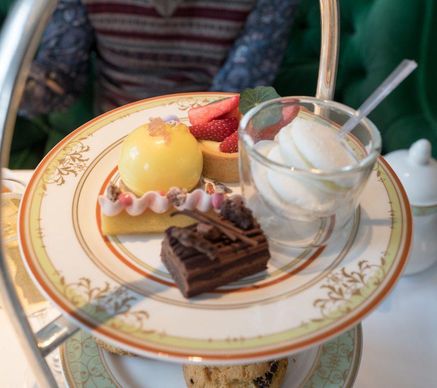 JW Marriott Park Lane London - Afternoon tea