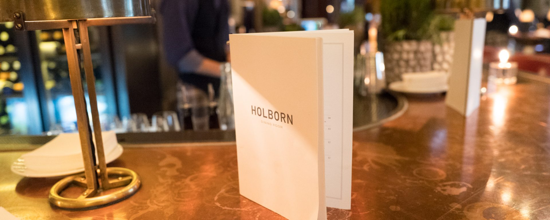Holborn Dining Room Gin Bar Review