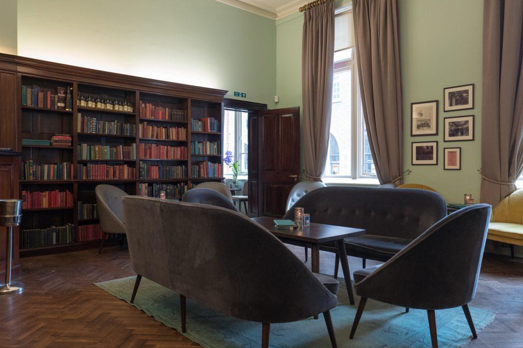 Cinnamon Club - London - Library bar