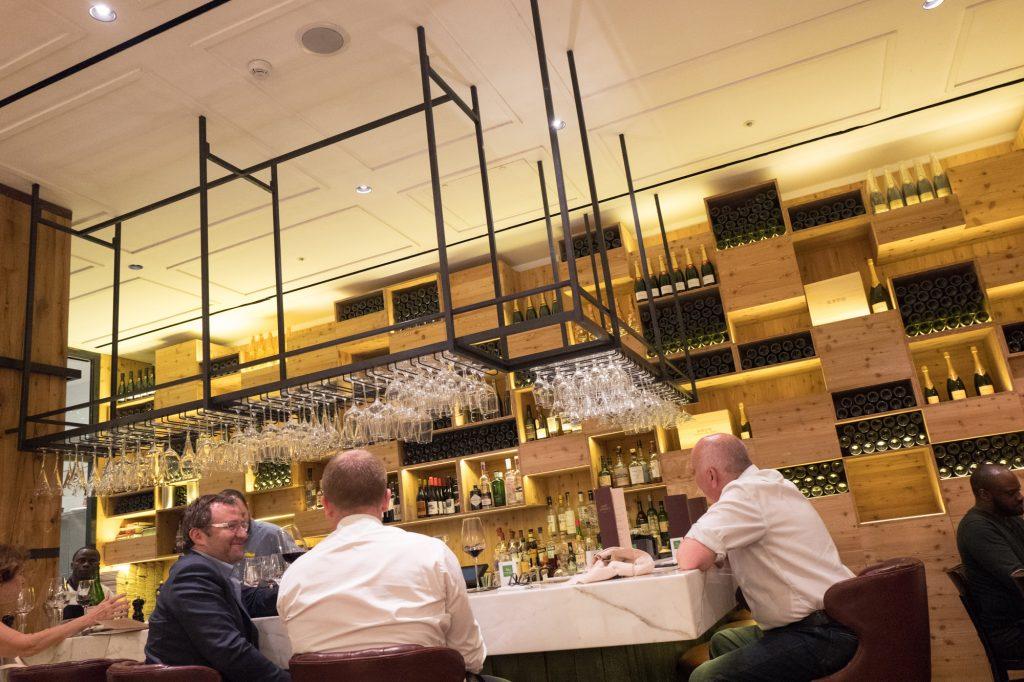 Harry Gordon's bar - Selfridges London