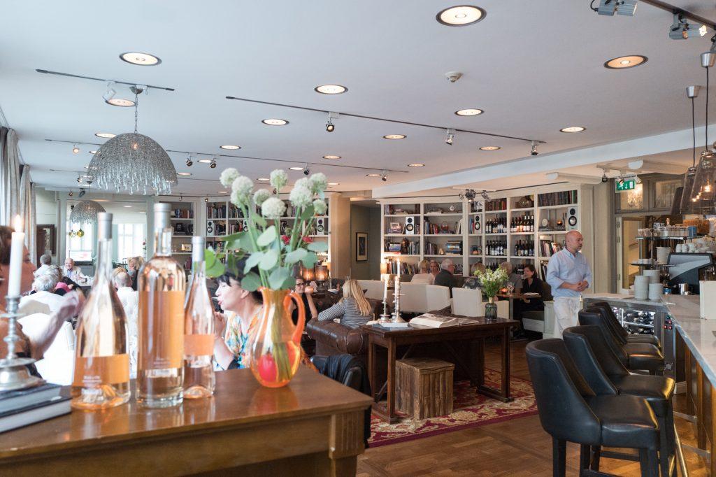 Lydmar hotel bar - Stockholm