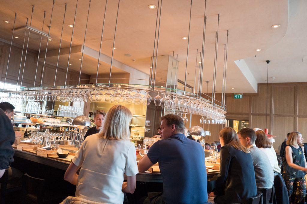 Matbaren restaurant - Mathias Dahlgren - Grand Hotel - Stockholm