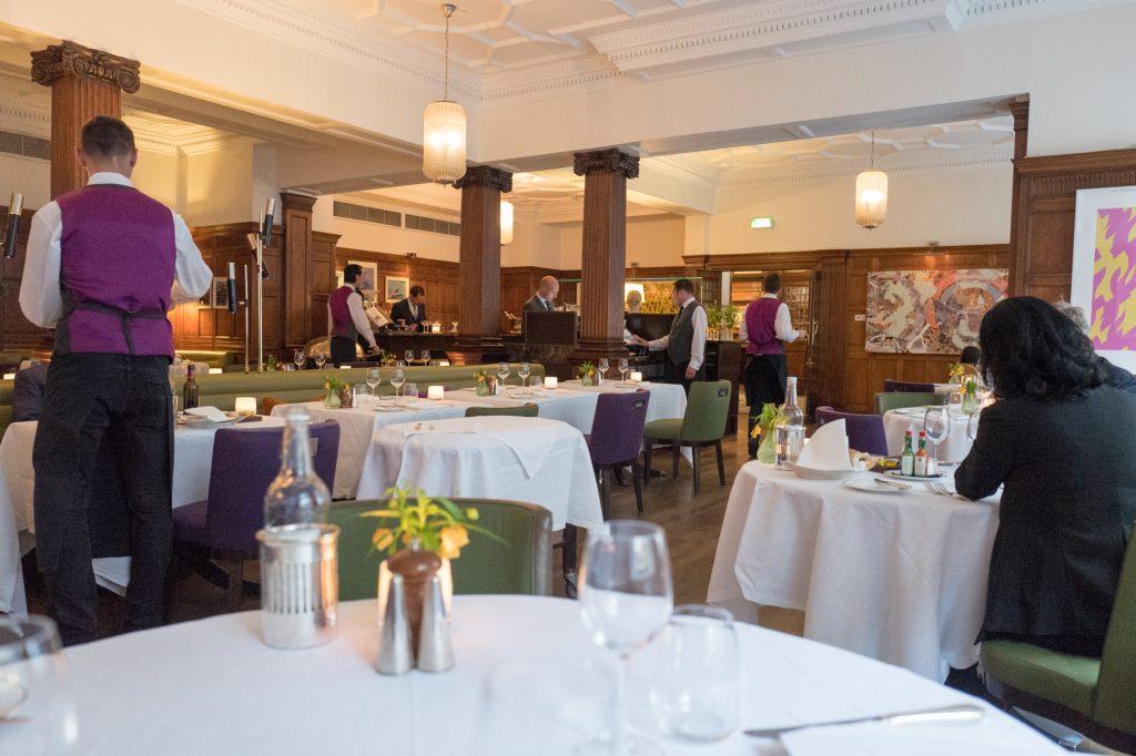 Hix Mayfair restaurant, Browns Hotel, London