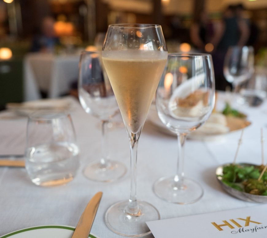 Hix Mayfair restaurant, Browns Hotel, London