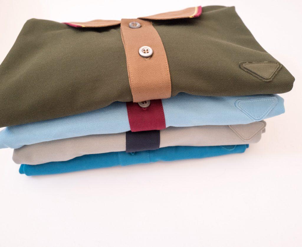 Prada polo shirts