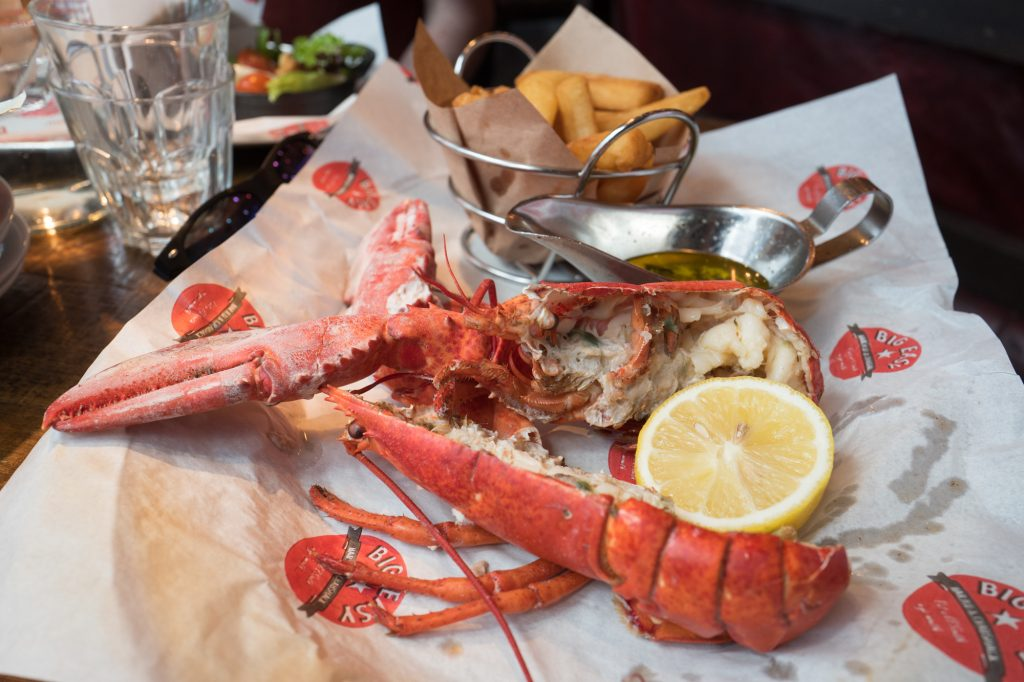 Big Easy weekend brunch - Canary Wharf