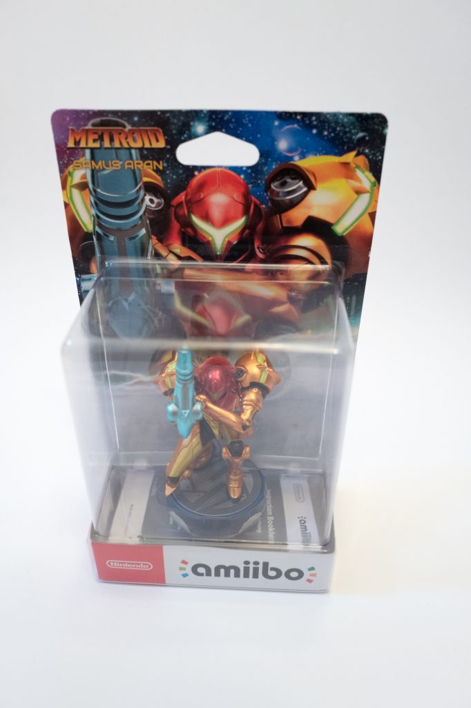 Metroid - Samus returns - Amiibo
