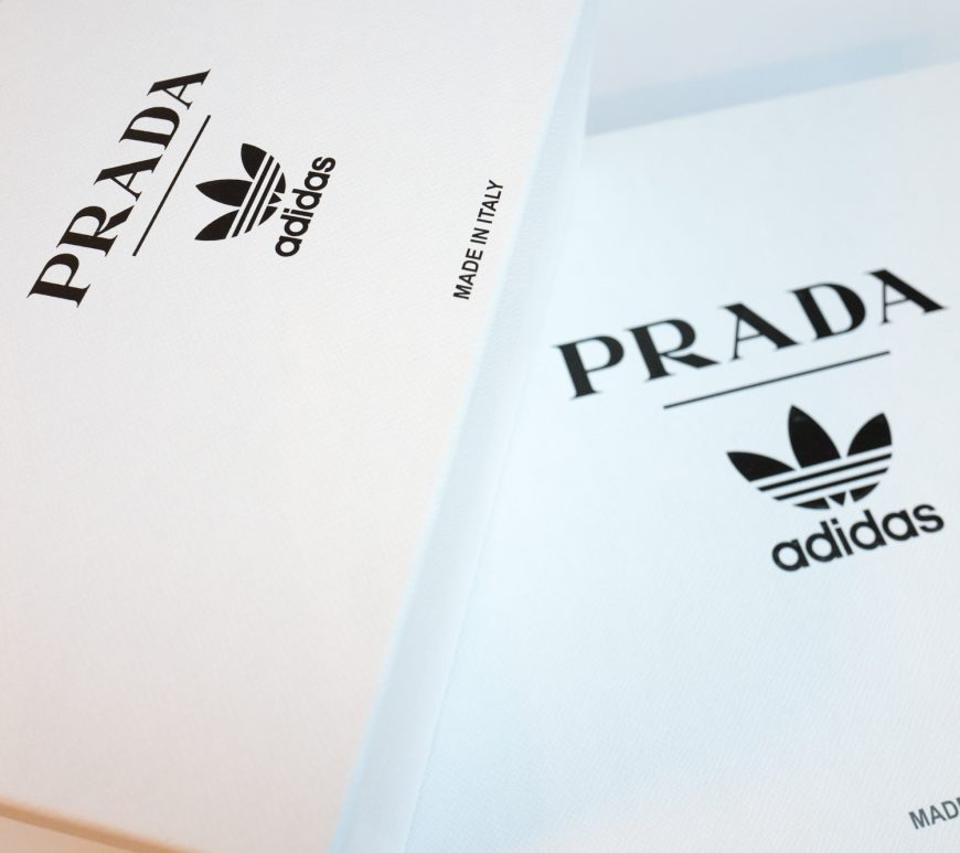 Prada X Adidas Limited edition