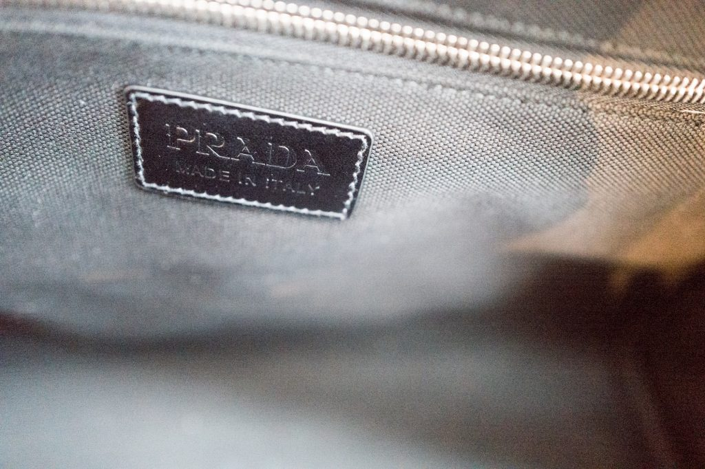 Prada X Adidas Limited edition - bag and trainers